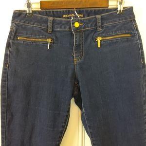 Michael Kors Four pocket ankle jeans